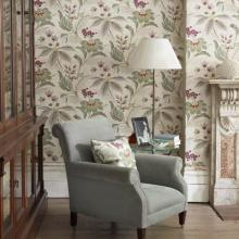 Nina Campbell Montacute Wallpaper Collection