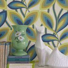 Little Greene Retrospective Papers Wallpaper Collection image