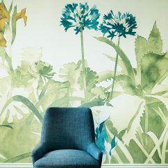 Paint & Paper Library Aloe Walk Glass Mural - Product code: 0393AWGLASS