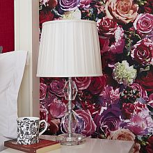 Albany Floral Blooms Multi Wallpaper