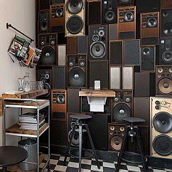 Mr Perswall Audio Mural