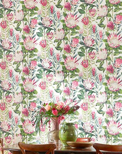 Stunning new floral collection from Sanderson
