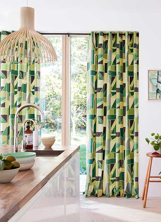 Curtains for Christmas?