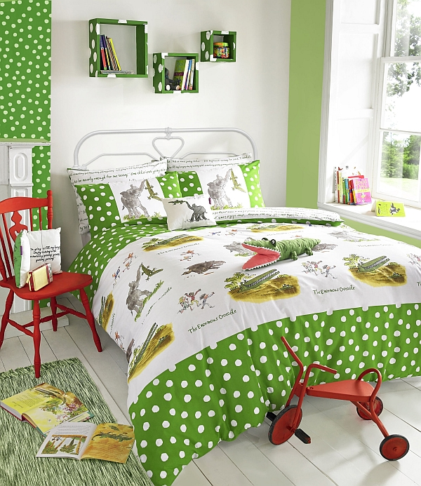 Roald Dahl bedding