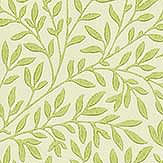 Morris Standen Fennel Wallpaper - Product code: WR8045/3