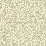 Morris Acorn Brown Wallpaper - Product code: WM7422/1