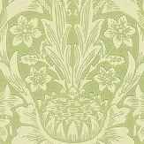 Morris Sunflower Green Wallpaper - Product code: WM7197/3