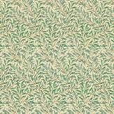 Morris Willow Bough Minor Wallpaper