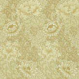 Morris Chrysanthemum Canvas Wallpaper - Product code: WM7612/8