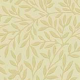 Morris Standen Flaxon Wallpaper - Product code: WR8045/2