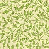 Morris Standen Green Wallpaper - Product code: WR8045/4