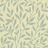 Morris Standen Slate Wallpaper - Product code: WR8045/8