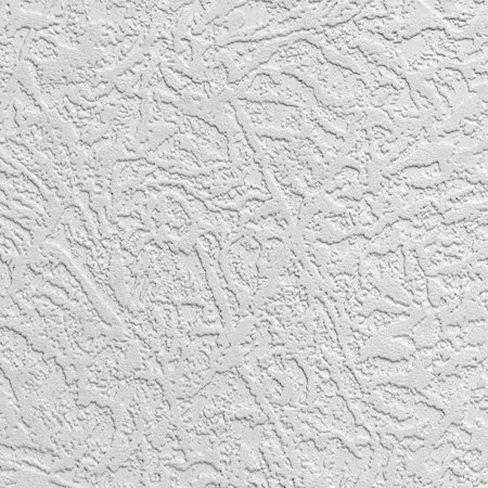 Anaglypta Zircon / Plaster Effect White Wallpaper - Product code: RD968