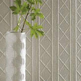 Lincrusta Cane Paintable Wallpaper