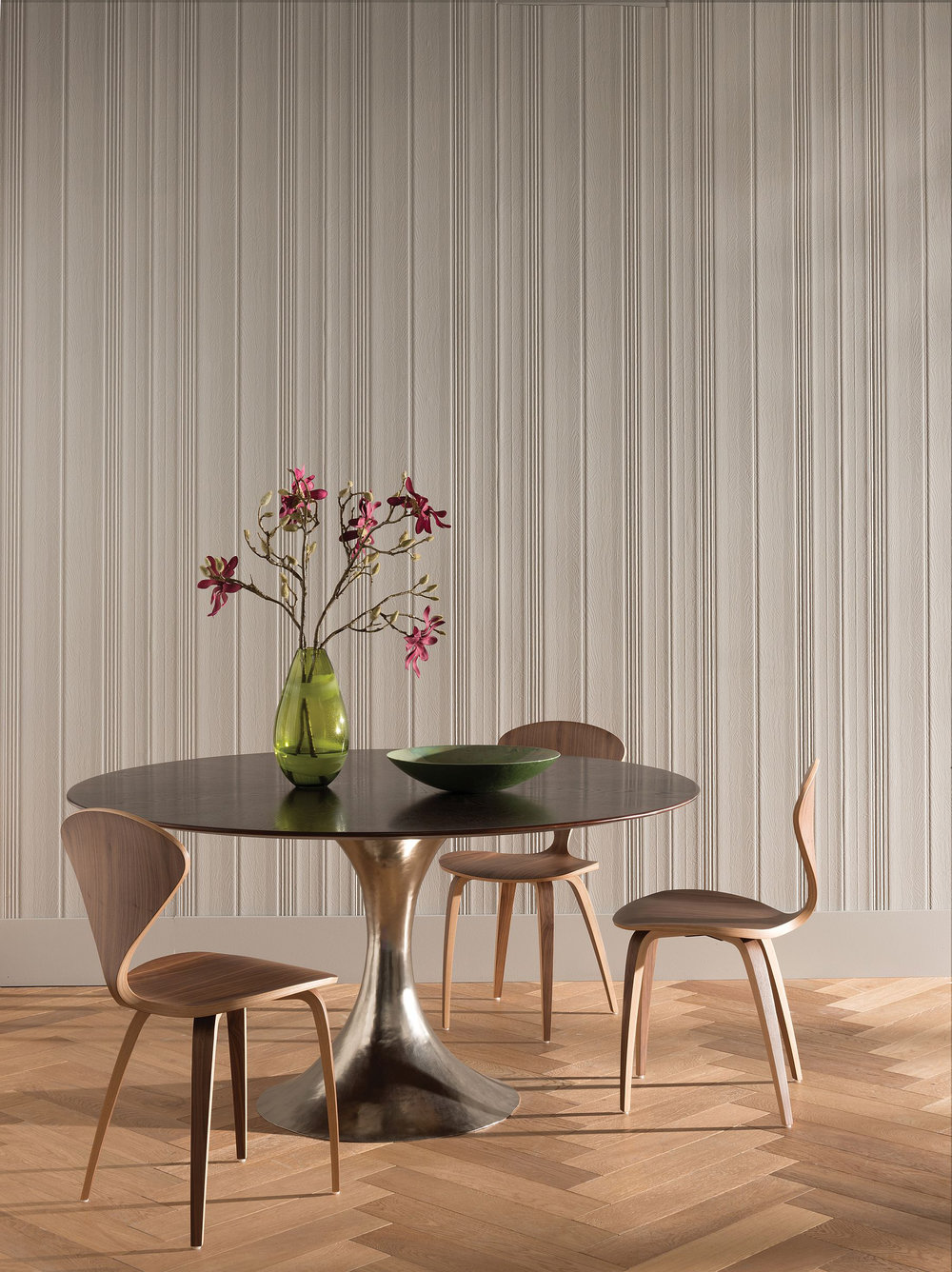 Lincrusta Linenfold Paintable Wallpaper - Product code: RD1827FR