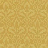 Morris Owen Jones Honey / Beige Wallpaper - Product code: WM8606/3