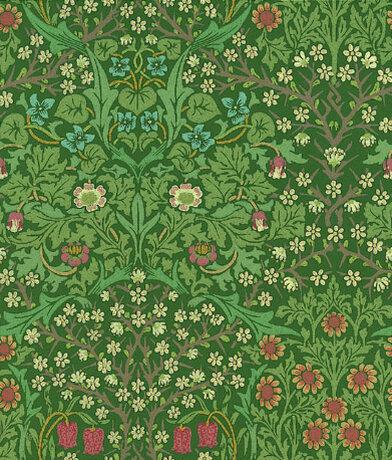Image of Morris Wallpapers Blackthorn, WM8610/1