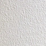 Anaglypta Stone Paintable White Wallpaper