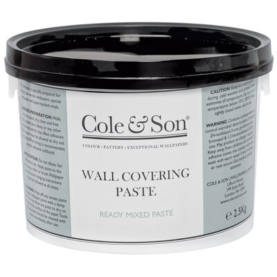 Image of Brewers Adhesives Cole & Son Tub Paste, ABC
