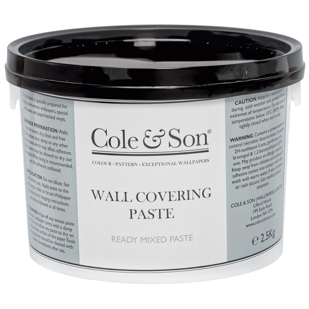 Cole & Son Tub Paste Adhesive - by Cole & Son
