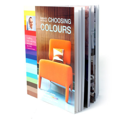 Choosing Colours with Kevin McCloud