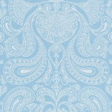 Cole & Son Malabar Blue Wallpaper