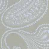 Cole & Son Rajapur Lilac / Soft Grey Wallpaper