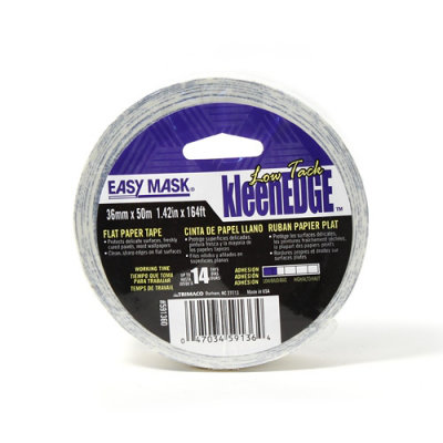 Low Tack Tape 60 yard roll
