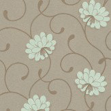 Osborne & Little Salome Duck Egg / Beige Wallpaper - Product code: W5456/2