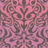 Cole & Son Woodstock Pink Wallpaper