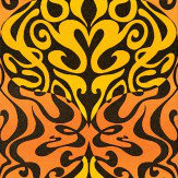 Cole & Son Woodstock Yellow Wallpaper