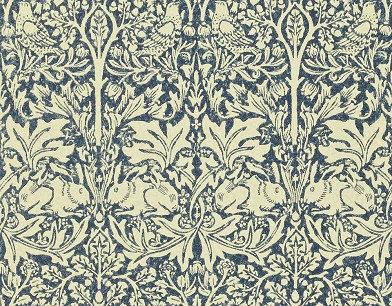 Image of Morris Wallpapers Brer Rabbit, DMORBR105