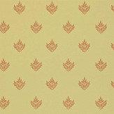 Morris Pearwood Red Wallpaper - Product code: DMORPE106