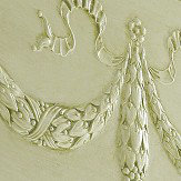 Lincrusta Cameo Frieze Paintable Border - Product code: RD1948FR