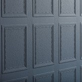 Lincrusta Georgian Panel Paintable Wallpaper