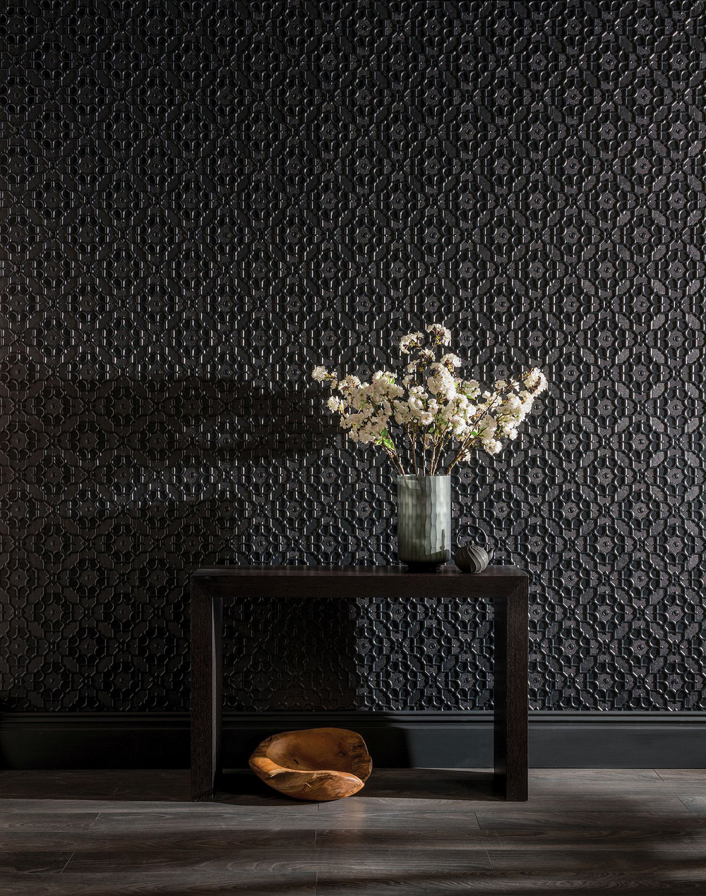 Lincrusta Elizabeth Paintable Wallpaper - Product code: RD1583FR