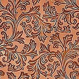 Lincrusta Acanthus Paintable Wallpaper