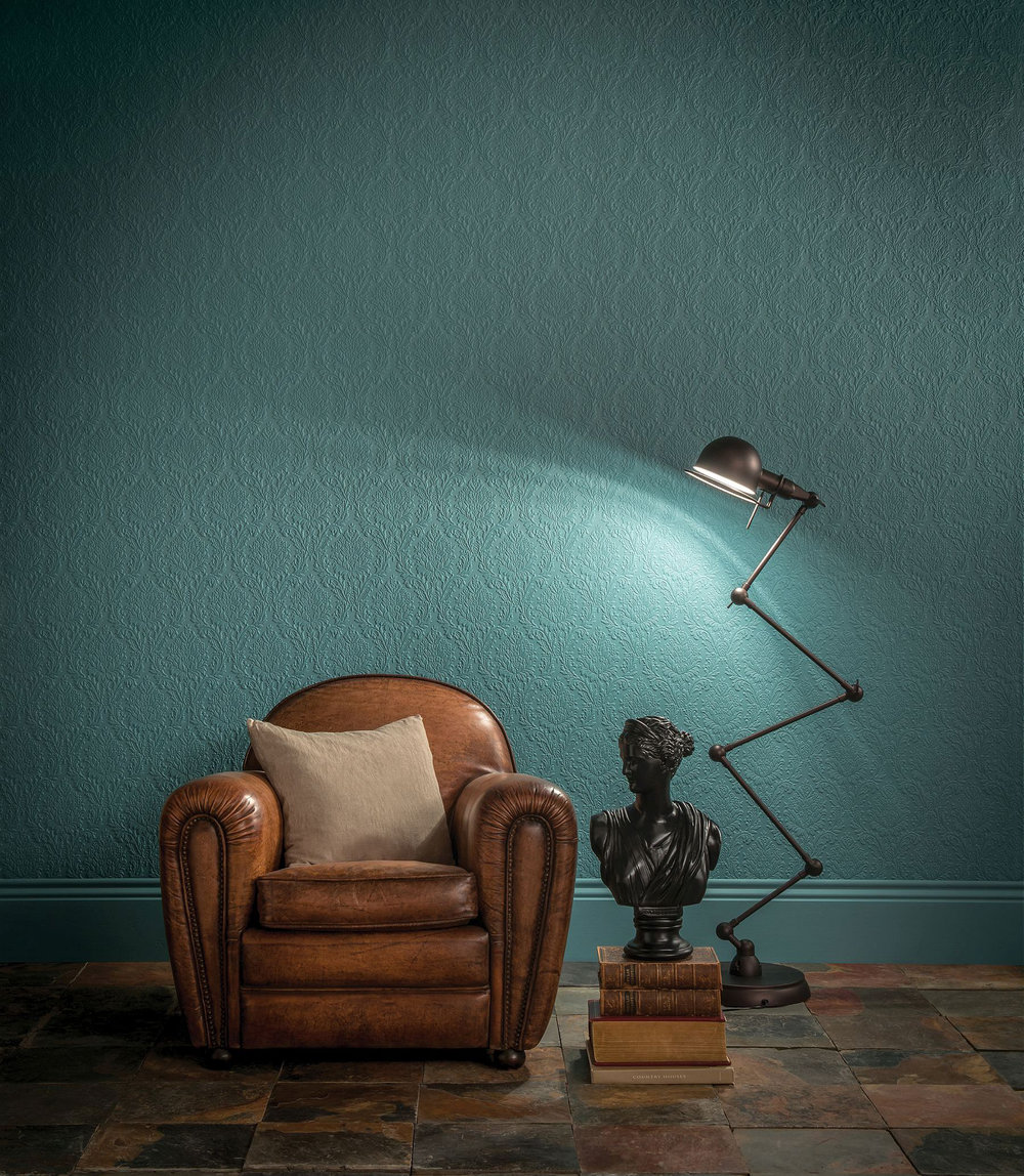 Lincrusta Sophia Paintable Wallpaper - Product code: RD1888FR