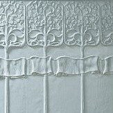 Lincrusta Art Nouveau Dado Paintable Wallpaper