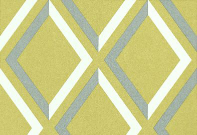 Cole & Son Pompeian Grey / White / Lime Wallpaper - Product code: 66/3018