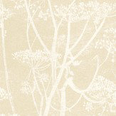 Cole & Son Cow Parsley Beige Wallpaper - Product code: 66/7049