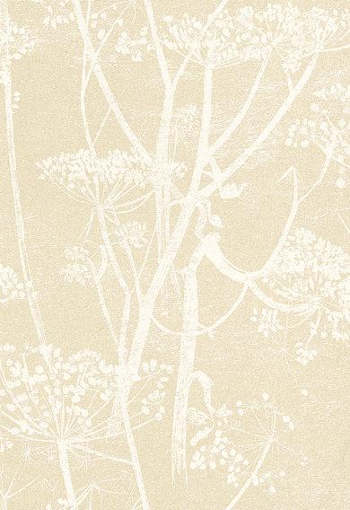 Cole & Son Cow Parsley Beige Wallpaper main image