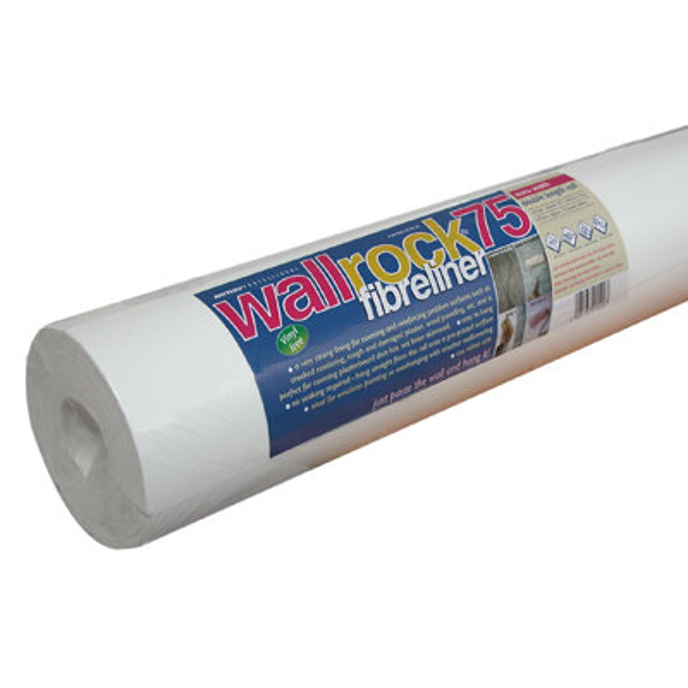Wallrock 75 Fibreliner Lining Paper - by MAV