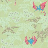Osborne & Little Grove Garden Multi Wallpaper