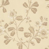 Little Greene Broadwick St Cream / Magnolia / Fawn Wallpaper