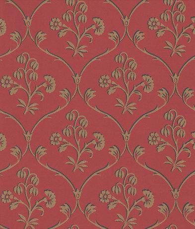 Little Greene Cranford Cherry Wallpaper - Product code: 0277CFCHERR