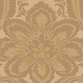 Little Greene Albemarle Golden Yellow Wallpaper