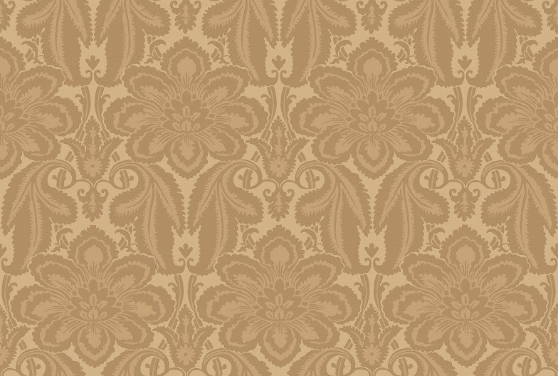 Image of Little Greene Wallpapers Albemarle St, 277ALGOLDZ