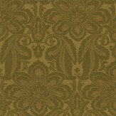 Little Greene Albemarle Sage / Grey Wallpaper