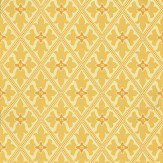 Little Greene Bayham Abbey Light Gold Wallpaper